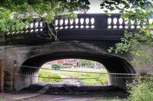 this is when bridge badly damaged in arson attack will reopen
