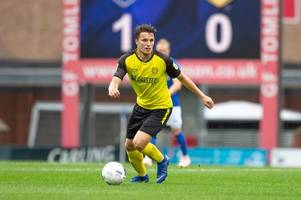 Oliver Sarkic on his full debut for Burton Albion, Liam Boyce and more