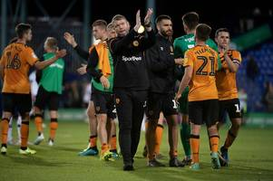 Hull City news live: Tranmere victory dissected, Tigers drawn against Preston in Carabao Cup