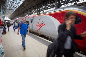 first trenitalia takes over west coast main line - how birmingham and black county passengers are affected