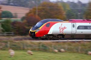 first trenitalia to take over west coast main line rail services from virgin trains