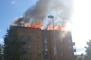 romford flat fire: 'alarms did not sound when flats went up in flames', says resident