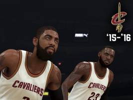 Look: 2K Reveals LeBron James/Kyrie Irving, Brandon Roy/LaMarcus Aldridge + More Classic Team Duos Set For NBA 2K20