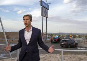 Beto O'Rourke Resumes Presidential Campaign After El Paso Mass Shooting