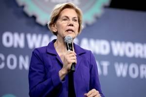 Elizabeth Warren Suggests She'd Repeal the '94 Crime Bill