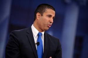 fcc chair recommends approval of merger between t-mobile and sprint