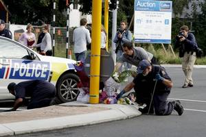 new zealand officials admit to overlooking letter sent by white supremacist gunman brenton tarrant from ...