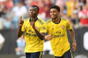 Arsenal legend sends special message to Eddie Nketiah after debut goal for Leeds United