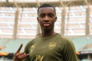 man united legend explains why leeds is the perfect loan destination for arsenal's eddie nketiah