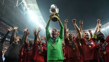 Adrian Discusses 'Crazy Week' After UEFA Super Cup Heroics for New Club Liverpool