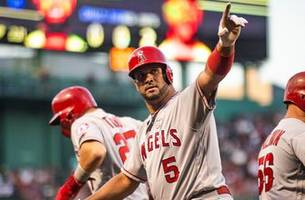 Albert Pujols makes history, single gives him most career hits by foreign-born player