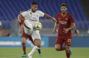 Madrid begins season with newcomer Hazard and unwanted Bale