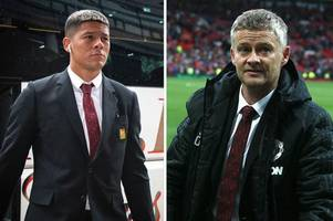 marcos rojo angry at man utd for one reason as he attempts to force transfer