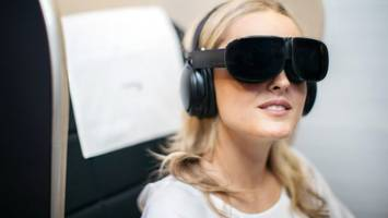 British Airways Tests VR Entertainment on Select First-Class Flights