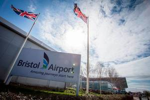 how to avoid delays at bristol airport as flights get busy over bank holiday weekend