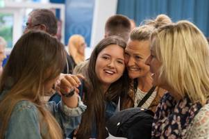 Live: A-level results day 2019 takes place at schools across Leicestershire