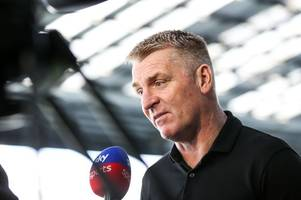 spurs defeat, bournemouth hopes and the latest aston villa team news - watch dean smith's latest press conference