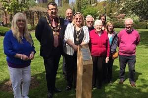 Community Together CIC's commemorative tree in Tamworth vandalised again