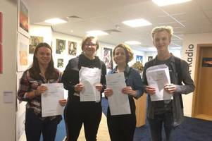 a level results day in devon live: pass rates, ucas university clearing, grades and reaction