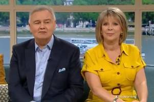 Eamonn Holmes doesn't care about living in Cornwall - here's what he wants instead