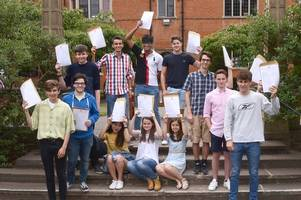 Essex A-level results day and clearing 2019: Live updates as results come in from across the county