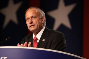 of course we're angry at steve king - but we should also be thanking him