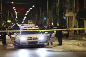 suspect in philadelphia police shooting taken into custody