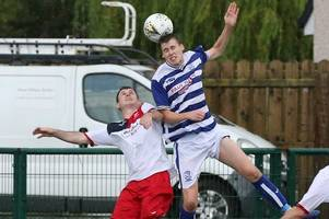 st cuthbert wanderers' scottish cup hopes ended in 7-1 defeat to girvan