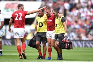 gareth anscombe's horrendous injury details emerge as season obliterated - but wales deny coming off would have made a difference