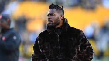 Antonio Brown Faces Lawsuit Over Unpaid $38K Chef's Bill
