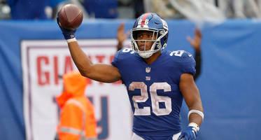 Fantasy Football Mock Draft: Giants RB Saquon Barkley Taken First Overall