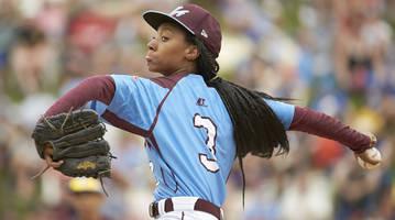 Meet Maddy Freking, the First Girl in Little League World Series Since Mo'ne Davis