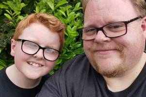 dad and son to skate across humber bridge four times for hedgehogs