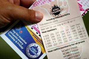 Euromillions results live: Winning National Lottery and Thunderball numbers for Friday August 16