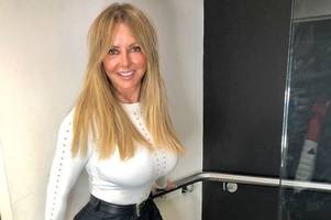 Carol Vorderman savagely objectified by vile Twitter trolls over her body
