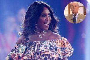 strictly come dancing's motsi mabuse can't win says former judge len goodman