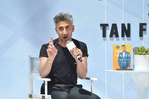 tan france from queer eye is coming to cheltenham and this is how you can see him
