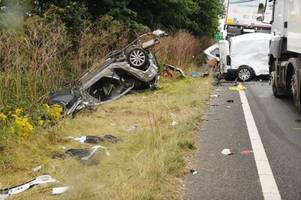heartbroken family wants every driver to watch this devastating lorry crash video to make sure it never happens again