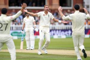 The Ashes weather forecast - day four of England vs Australia 2nd Test at Lord's