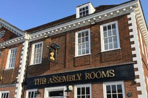gambling-addict chef avoids jail after attacking man in epsom pub toilets over 'slag' comment