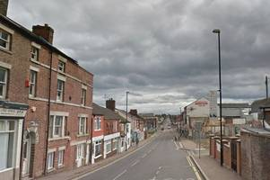 Motorcyclist taken to hospital after accident on Stoke-on-Trent road