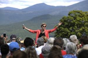 elizabeth warren releases new policy to help boost native americans
