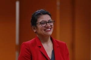 Israel will allow Rep. Rashida Tlaib to enter country for humanitarian visit