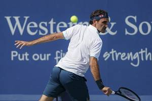 Roger Federer loses to Andrey Rublev in Cincinnati Masters third round