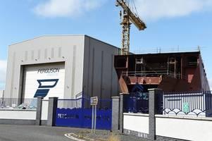 Ferguson Marine saved as Scottish Government nationalises Port Glasgow shipyard