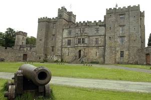 are you brave enough to sleep in the country's most haunted castle?