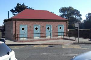 The new robo-toilets planned for Porthcawl take public toilets to a whole new level