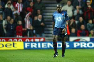 The reason former Arsenal and Spurs defender Sol Campbell left Macclesfield Town