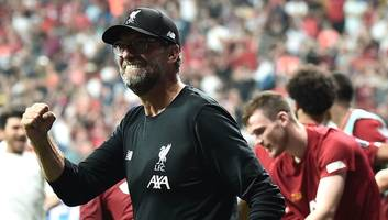 jurgen klopp reveals why he substituted alex oxlade-chamberlain in super cup win