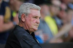 Newcastle fans in meltdown after Norwich nightmare - 'Bruce out'